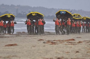 Navy seals en compétition