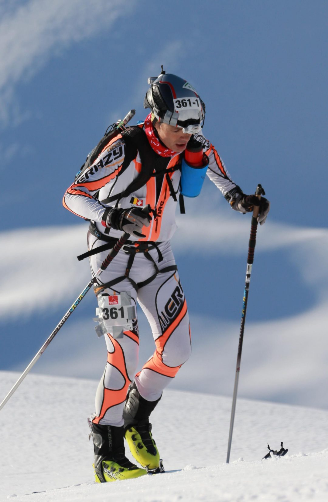 Patrouille des Glaciers : Performances sportives et gestion d'entreprise